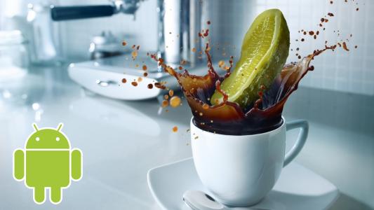 Кофе с огурцами (Espresso + Cucumber) - 1