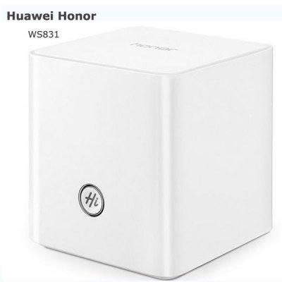 Оснащение Huawei Honor WS831 включает три порта Ethernet 100 Мбит/с и один порт USB 2.0