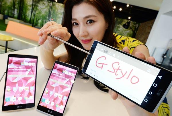 Первое время LG G Stylo можно будет купить в Корее, но уже в мае новинка начнет появляться и в других странах