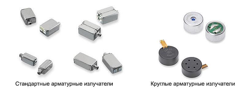 Арматурные наушники со сбалансированным якорем – отличия и особенности против других типов излучателей в наушниках - 6