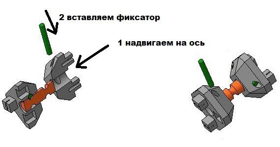 Кубикостроение: модуль вращения и это уже не просто кубики - 2