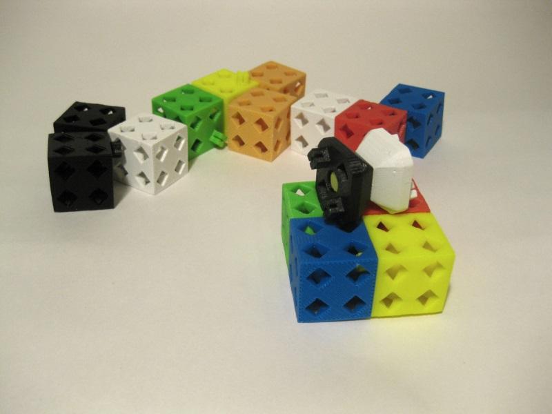 Кубикостроение: модуль вращения и это уже не просто кубики - 4