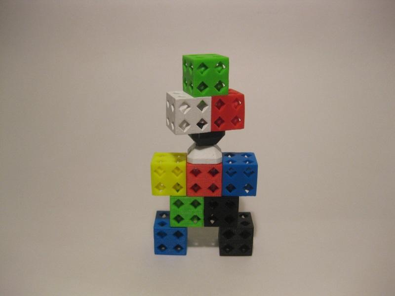 Кубикостроение: модуль вращения и это уже не просто кубики - 5