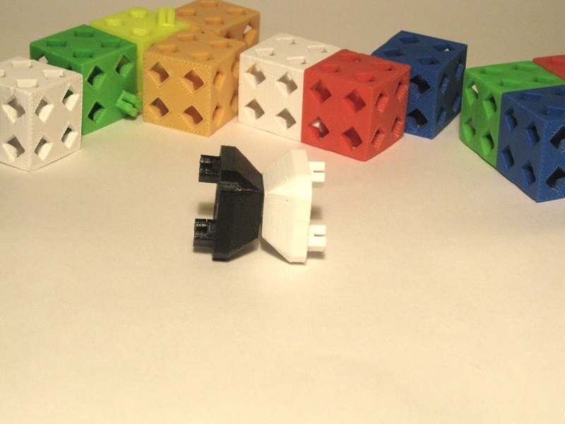 Кубикостроение: модуль вращения и это уже не просто кубики - 1