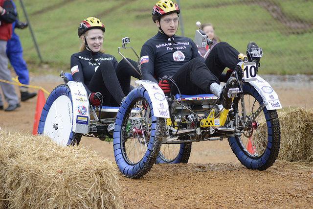 Российская команда победила в конкурсе 2015 NASA Human Exploration Rover Challenge - 2