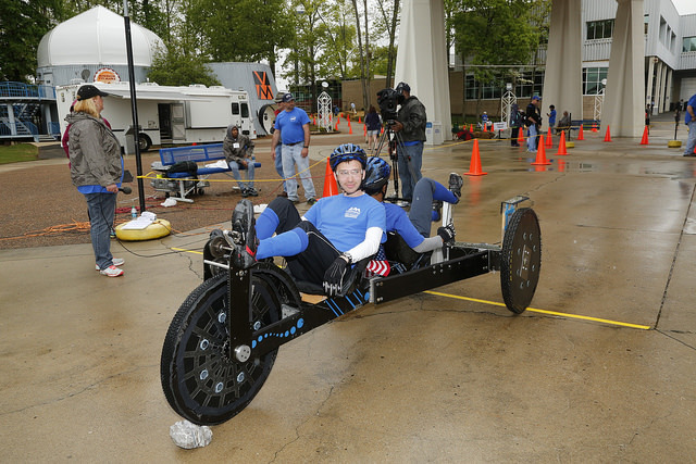 Российская команда победила в конкурсе 2015 NASA Human Exploration Rover Challenge - 5