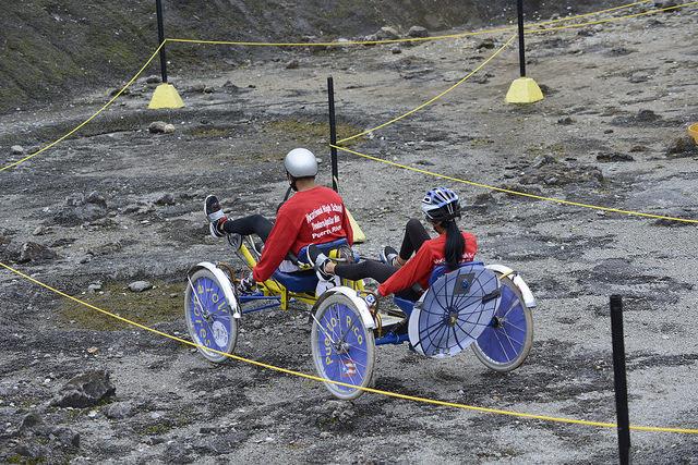 Российская команда победила в конкурсе 2015 NASA Human Exploration Rover Challenge - 9