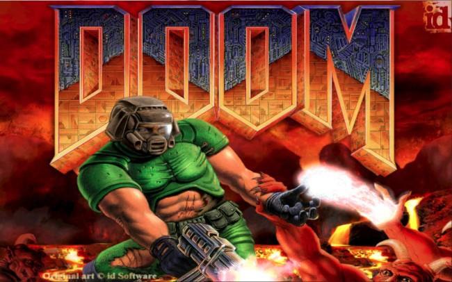 Детерминированный Doom - 1