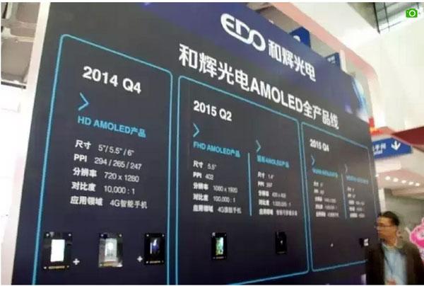 Китайский производитель настроен на быстрое расширение ассортимента