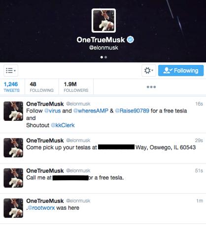 Взломан сайт Tesla + twitter-аккаунты Tesla Motors и Илона Маска - 3