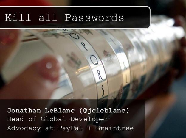 PayPal предлагает пользователям хранить логины и пароли внутри тела - 1