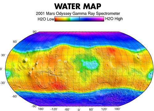 Мистерия марсианской воды - 10
