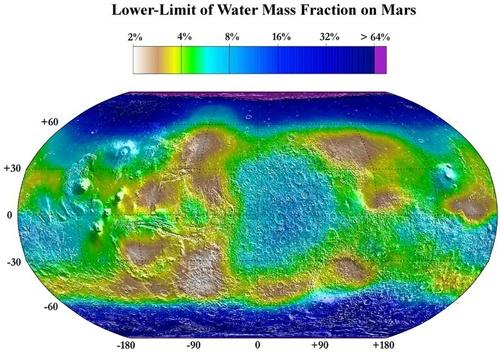Мистерия марсианской воды - 11