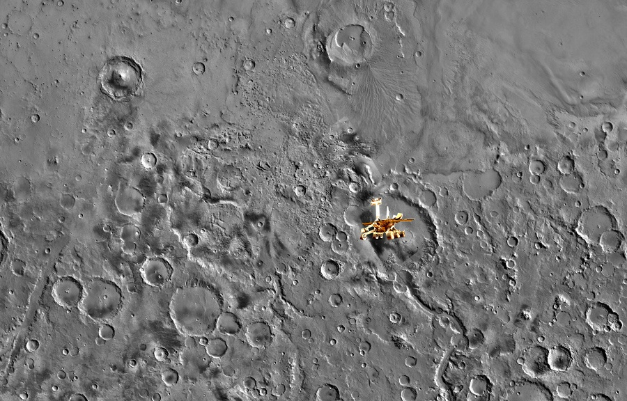 Мистерия марсианской воды - 14