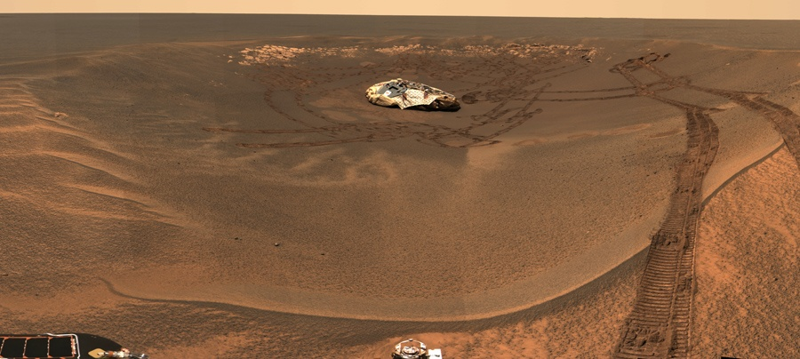 Мистерия марсианской воды - 15