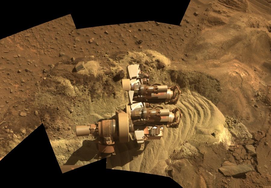 Мистерия марсианской воды - 16