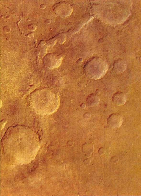 Мистерия марсианской воды - 3