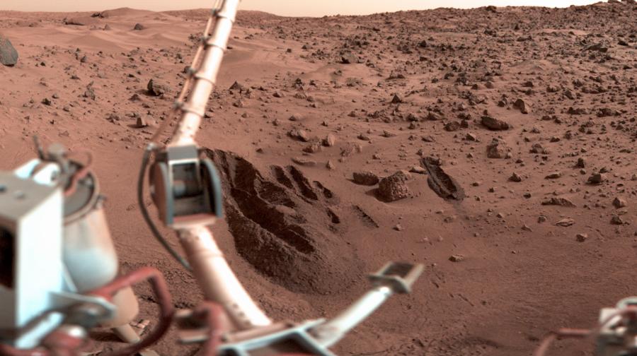 Мистерия марсианской воды - 5
