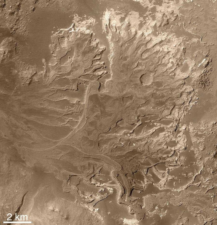 Мистерия марсианской воды - 6