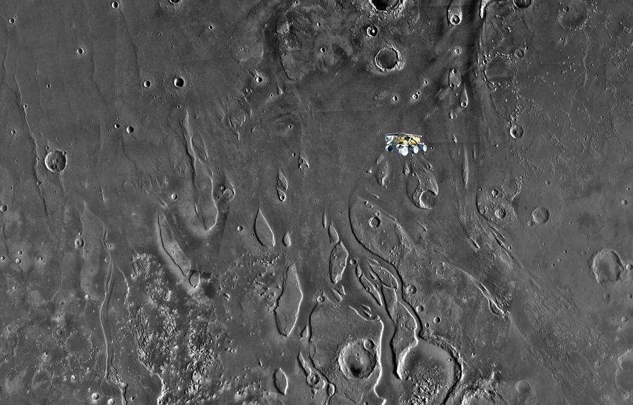 Мистерия марсианской воды - 7