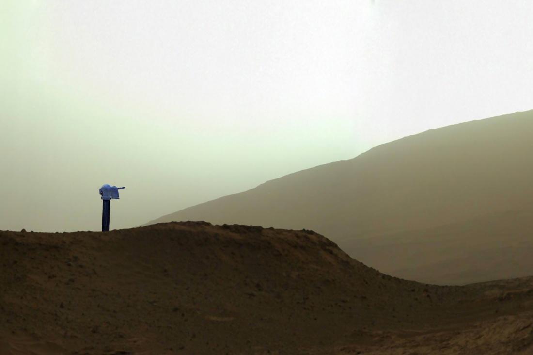 Мистерия марсианской воды - 1