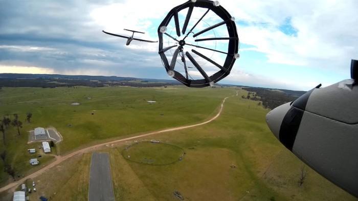Военный дрон впервые дозаправился в воздухе без участия человека - 3