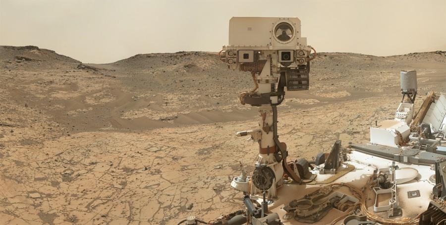 Мистерия марсианской воды ч.2 - 12