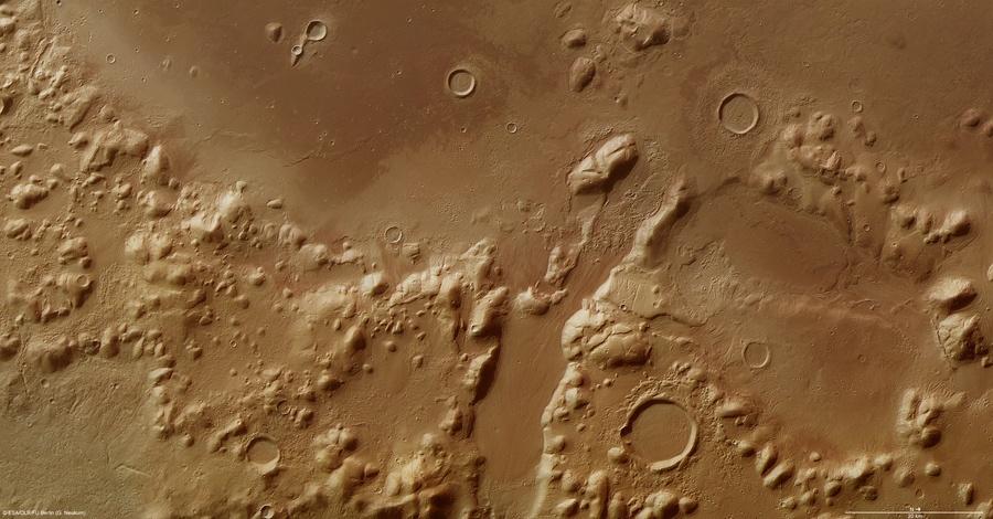 Мистерия марсианской воды ч.2 - 3
