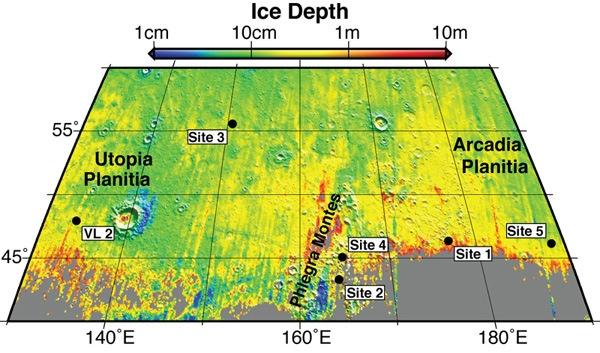 Мистерия марсианской воды ч.2 - 6