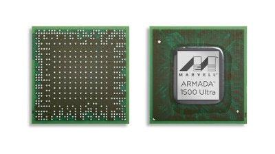 В конфигурацию SoC Marvell Armada 1500 Ultra входит четырехъядерный процессор ARM Corcetx-A53