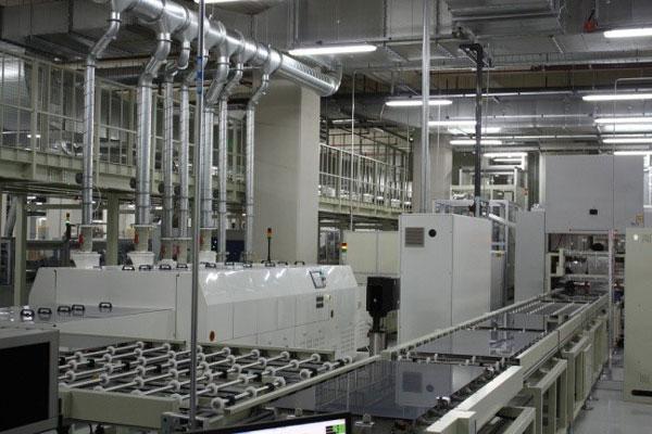 Средняя эффективность модулей, серийно выпускаемых TSMC Solar, равна 14,7%