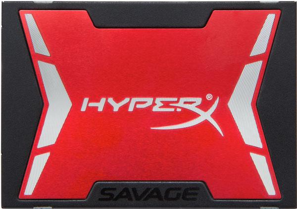 В твердотельном накопителе HyperX Savage используется восьмиканальный контроллер Phison PS3110-S10