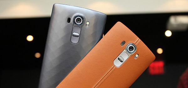 LG планирует продать 12 миллионов смартфонов G4