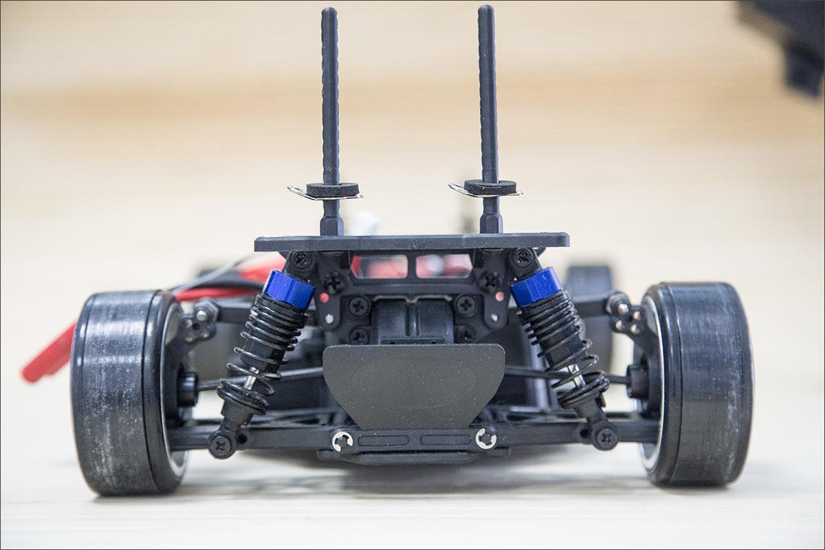 RC Drift — учимся ездить боком в миниатюре - 17