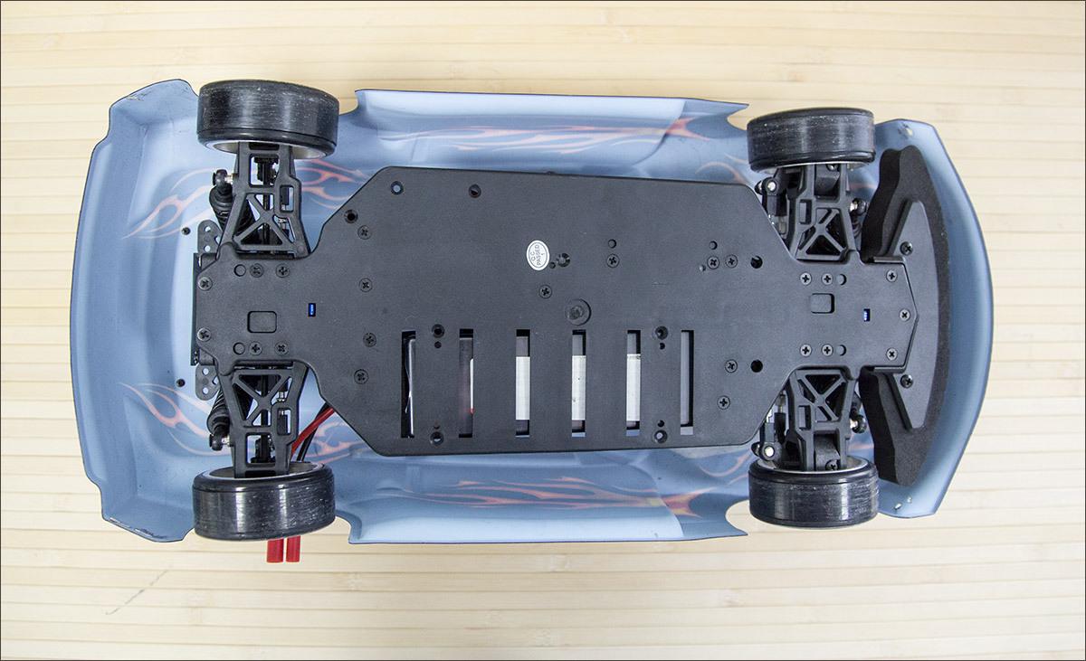 RC Drift — учимся ездить боком в миниатюре - 18