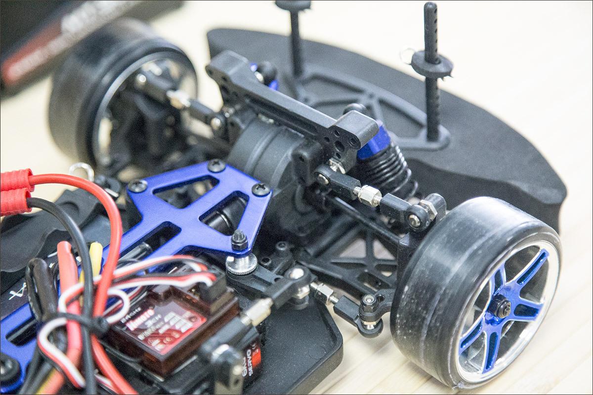RC Drift — учимся ездить боком в миниатюре - 19