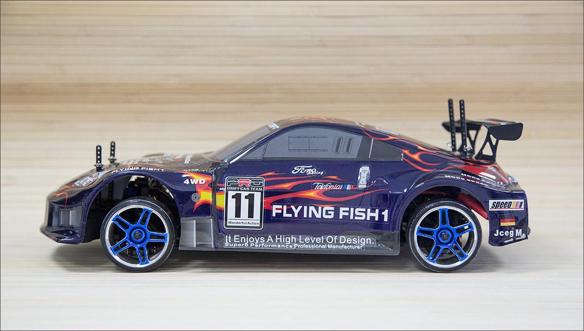 RC Drift — учимся ездить боком в миниатюре - 2