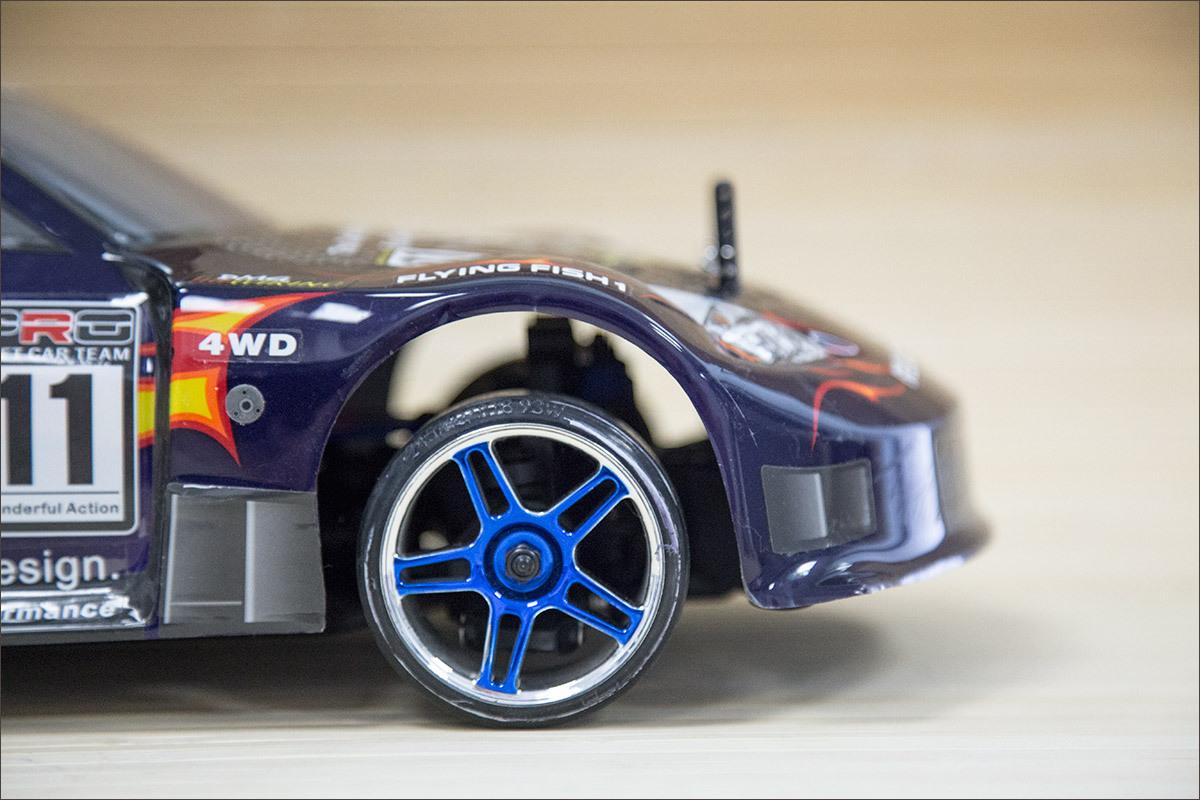 RC Drift — учимся ездить боком в миниатюре - 20