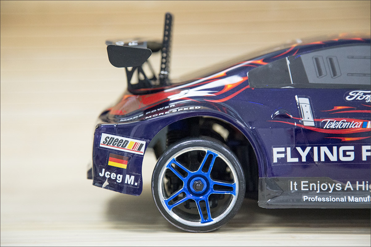 RC Drift — учимся ездить боком в миниатюре - 21