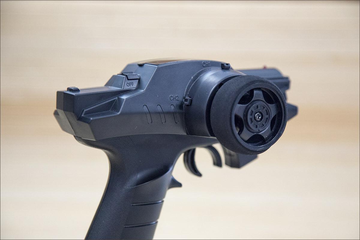 RC Drift — учимся ездить боком в миниатюре - 3