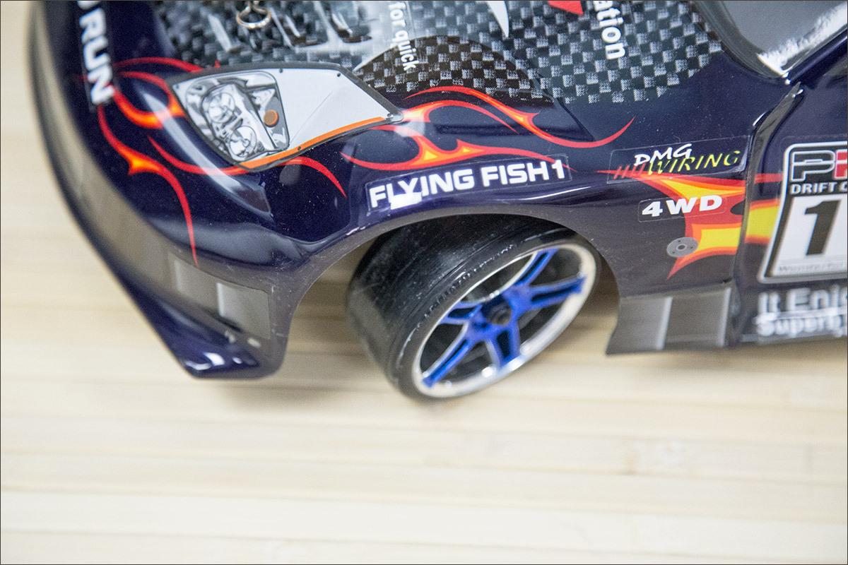 RC Drift — учимся ездить боком в миниатюре - 5