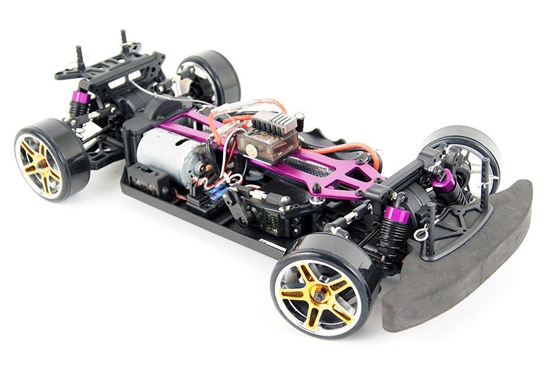 RC Drift — учимся ездить боком в миниатюре - 7