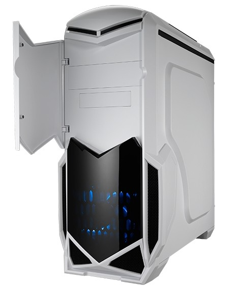 Модель Battlehawk White окрашена в белый цвет с черными вставками, Battlehawk Black — полностью в черный
