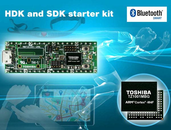 Поставки наборов для разработчиков Toshiba TZ1000 начнутся 7 мая; некоторые разработчики получат их бесплатно