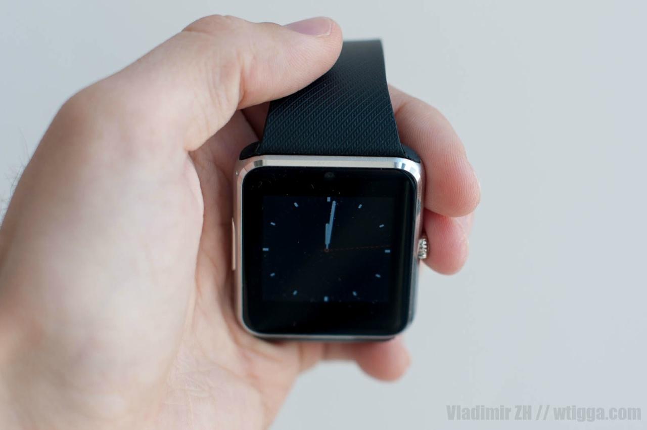 GT08: Яблочные часы «для бедных» - 18