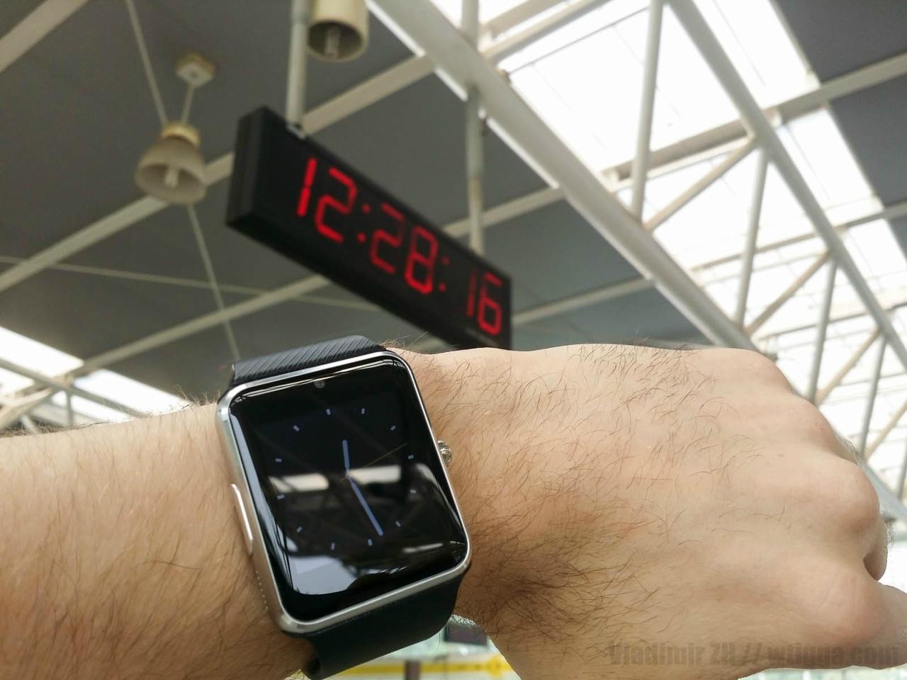 GT08: Яблочные часы «для бедных» - 19