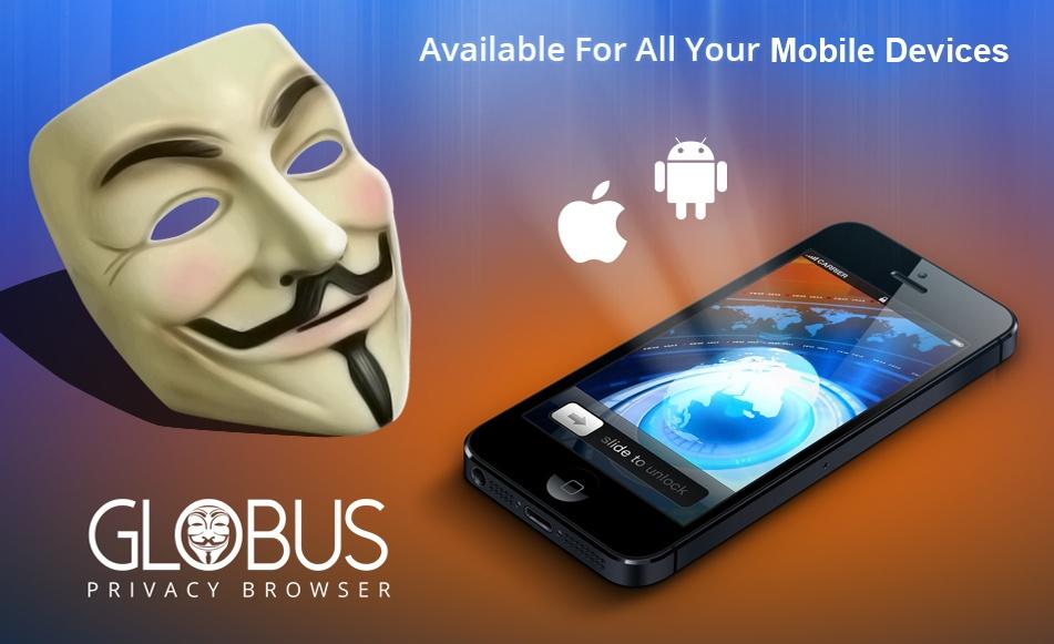 Globus: браузер для параноиков собирает деньги на IndieGoGo - 2