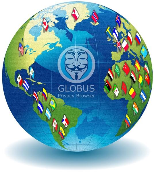 Globus: браузер для параноиков собирает деньги на IndieGoGo - 3