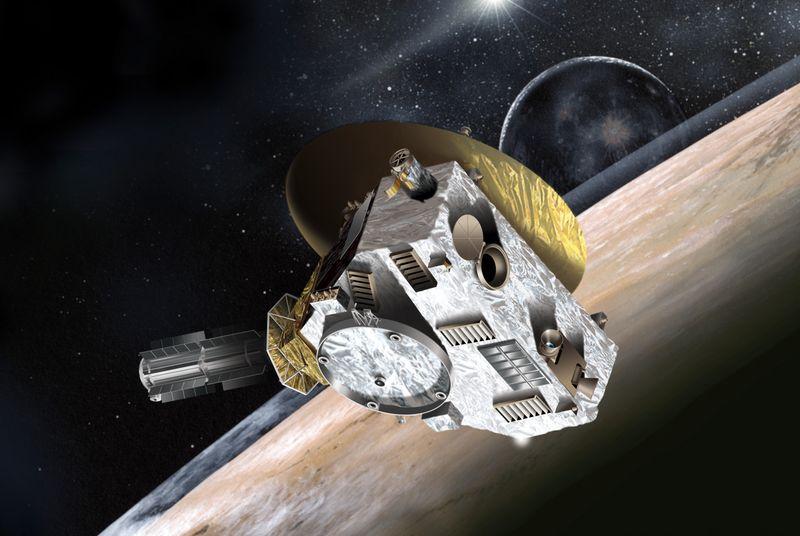 New Horizons прислал на Землю самые качественные фото системы Плутон-Харон на данный момент - 1