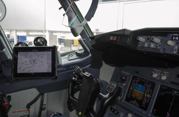 Десяток авиарейсов был отменён из-за сбоя в приложении для iPad - 2